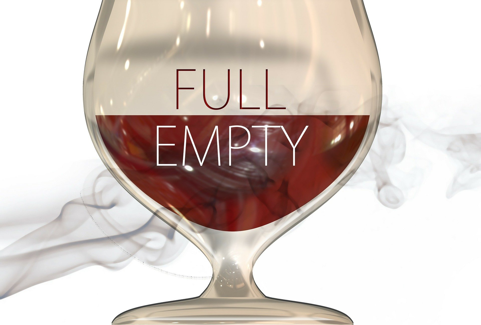 Le verre à moitié plein de 2020